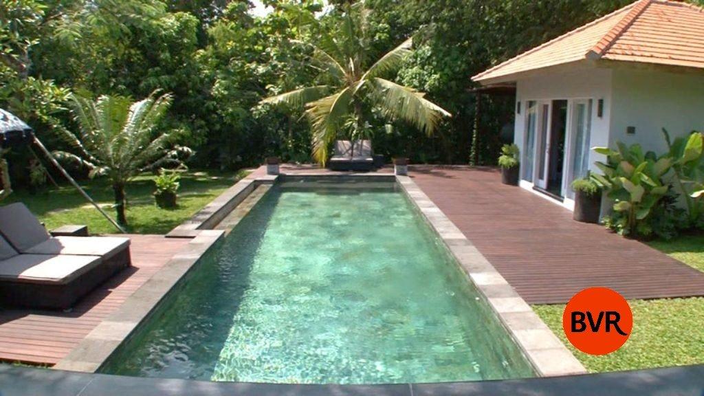3 Bedroom Villa With River Serenity For Sale In Umalas