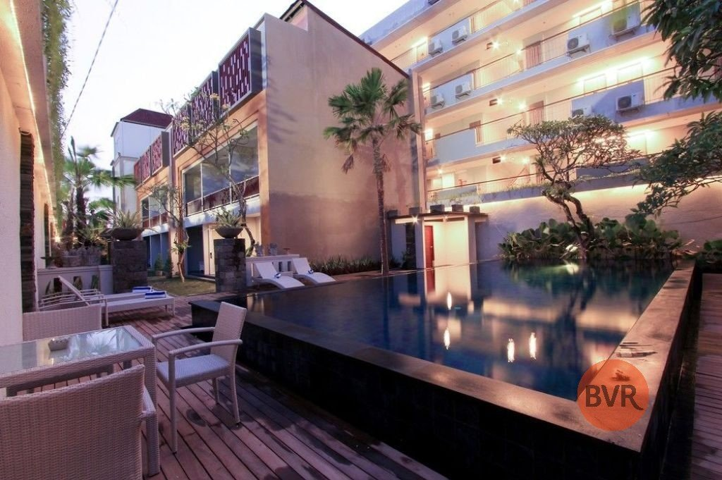 Hotel In Tourist Location Of Legian For Sale