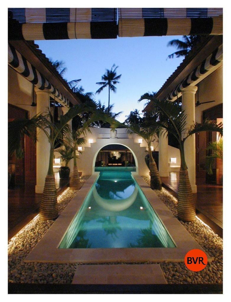 Luxury 3 Bedroom Villa With Spanish Influence For Sale In Legian