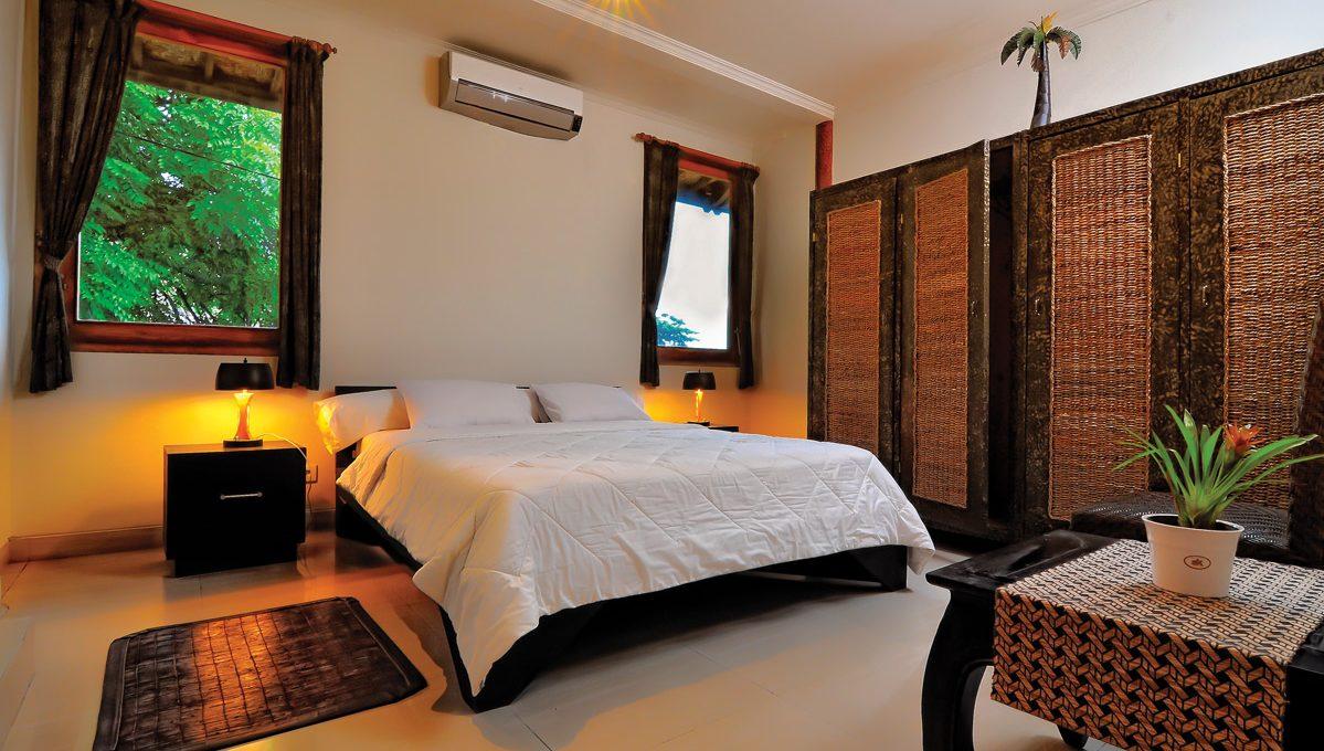 2 bed apt #2 master bedroom