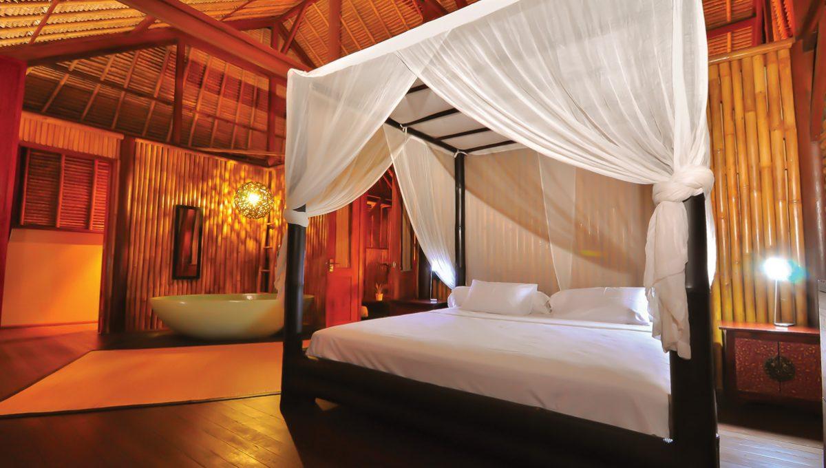 2 bed apt #3 master bedroom