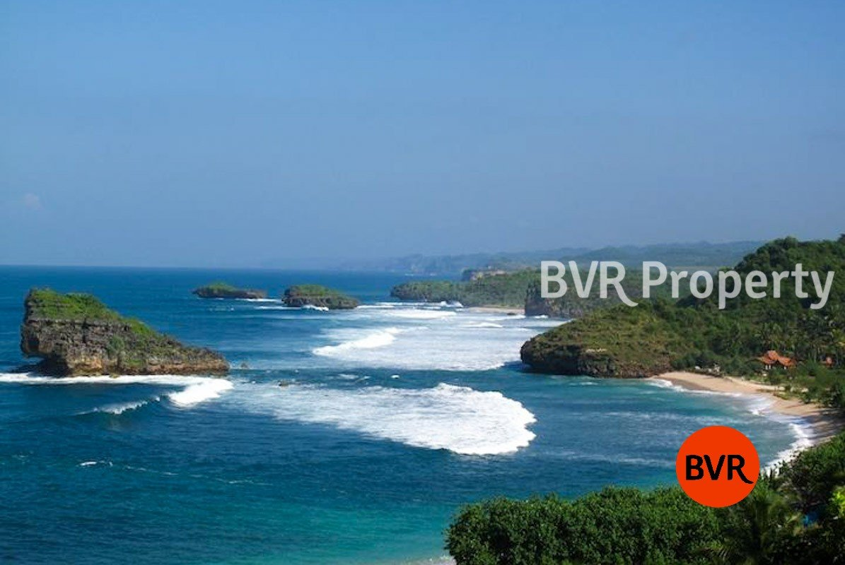 Beautiful Beachfront Land For Sale In Pacitan