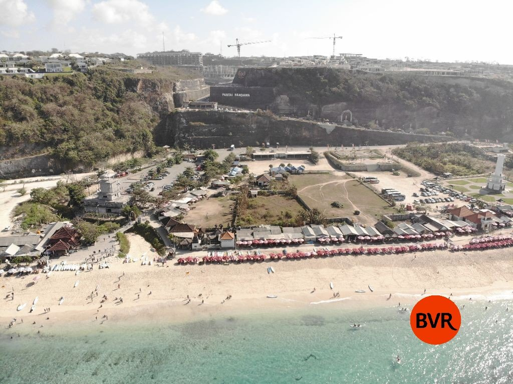 Absolute Beachfront Land Investment For Sale In Pecatu