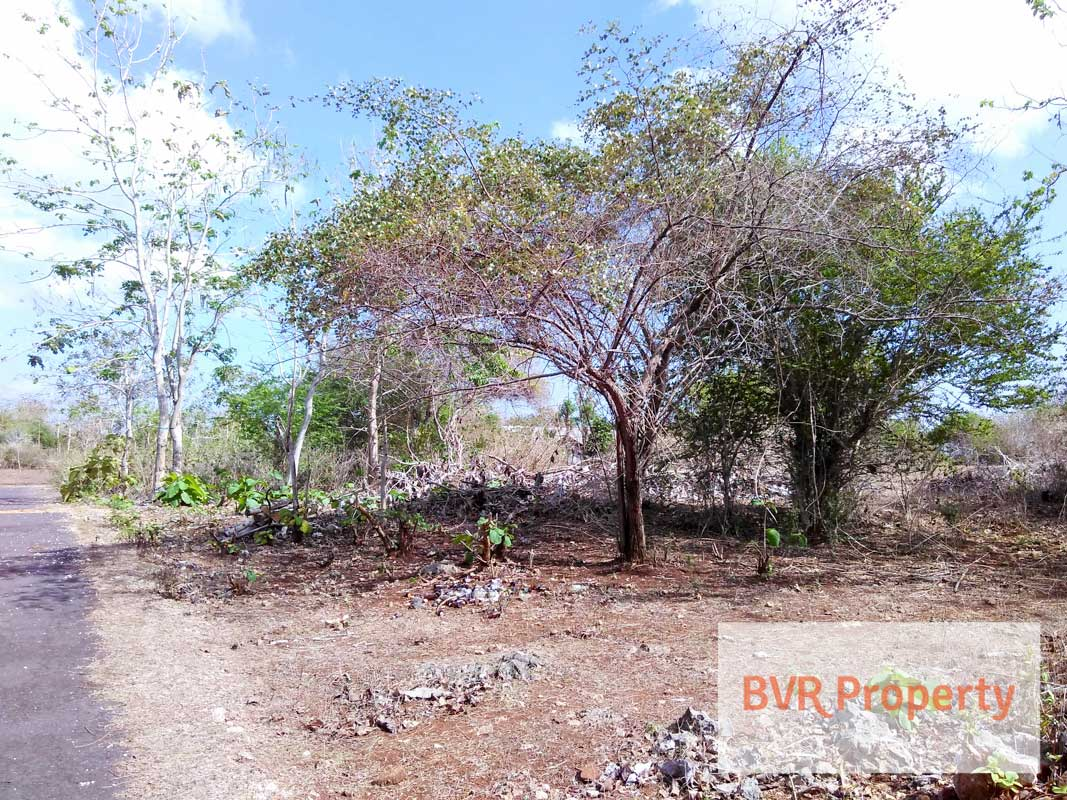 Land Development Investment Area For Sale In Jimbaran