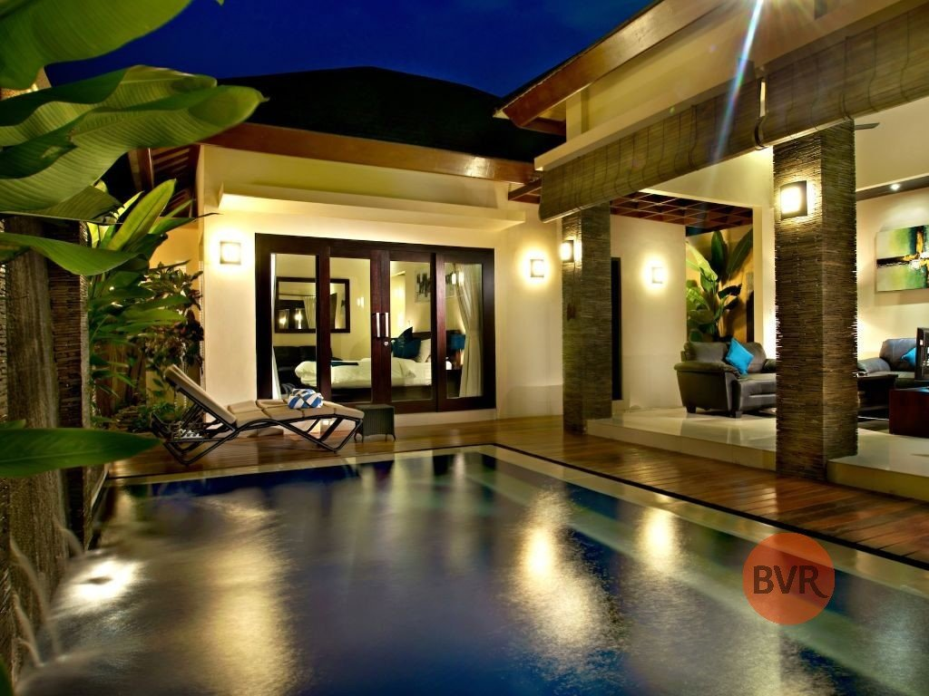 Chic One Bedroom Villa Close To Beach For Sale In Seminyak