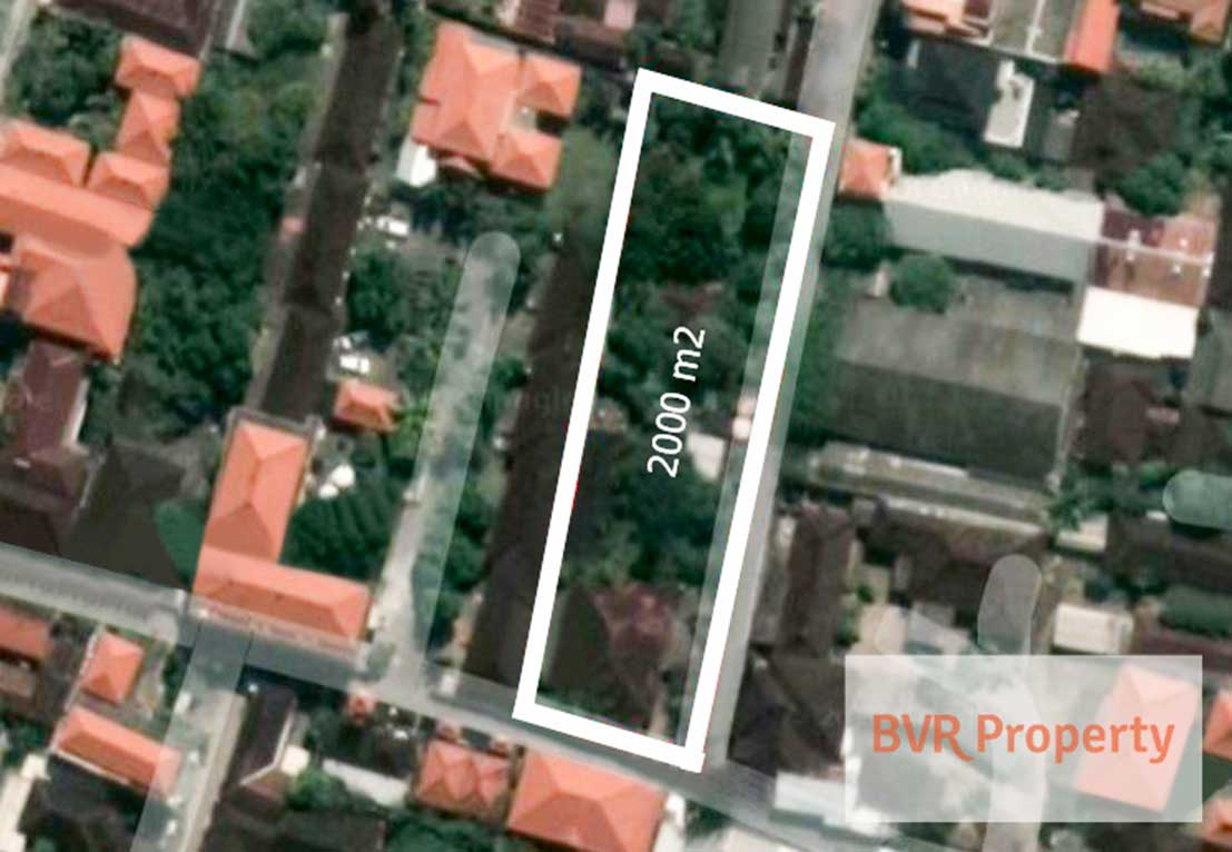 Good Land Investment For Sale In Busy Kuta