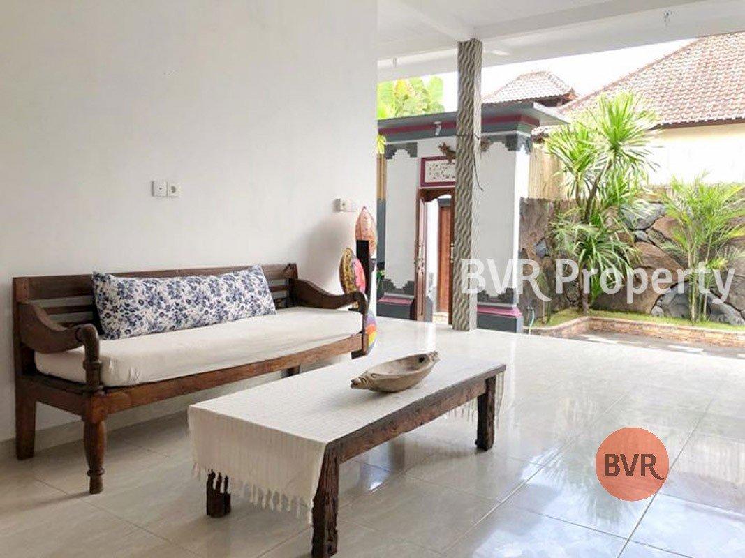 Semi Furnished 3 Bedroom Villa For Rent In Seminyak
