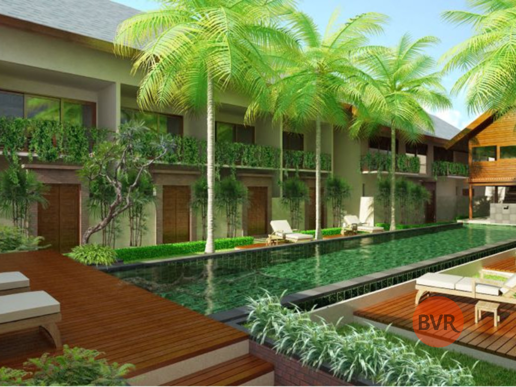 Apartment Complex Investment Opportunity For Sale In Kerobokan