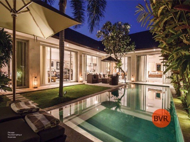 3 Bedroom Villa That Beautifully Styled For Sale In Canggu