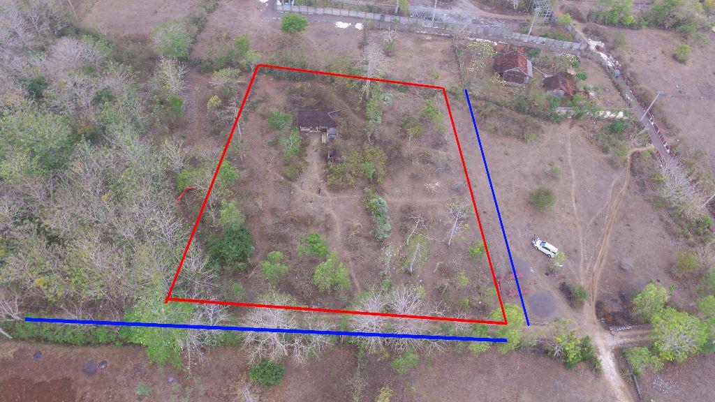Land Development Close To Pandawa Beach For Sale In Ungasan