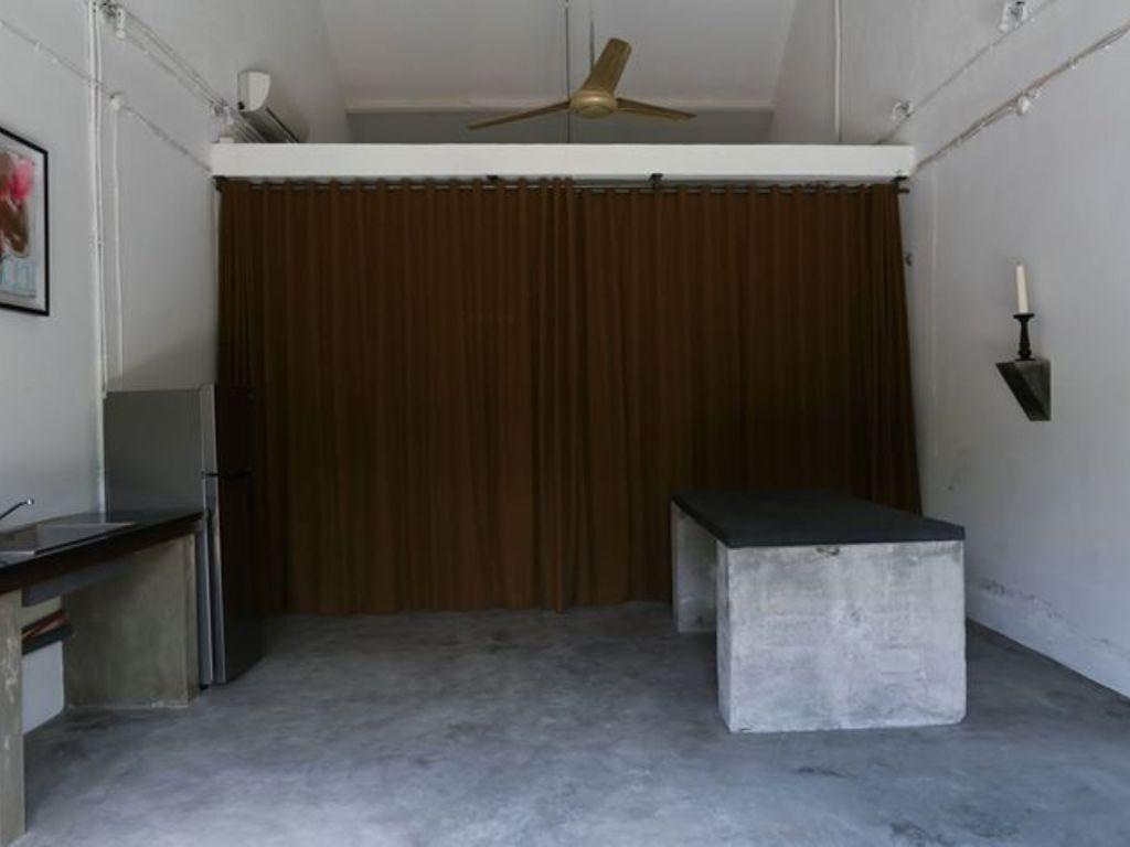 Creatively Styled Home For Rent In Quiet Area Of Kerobokan