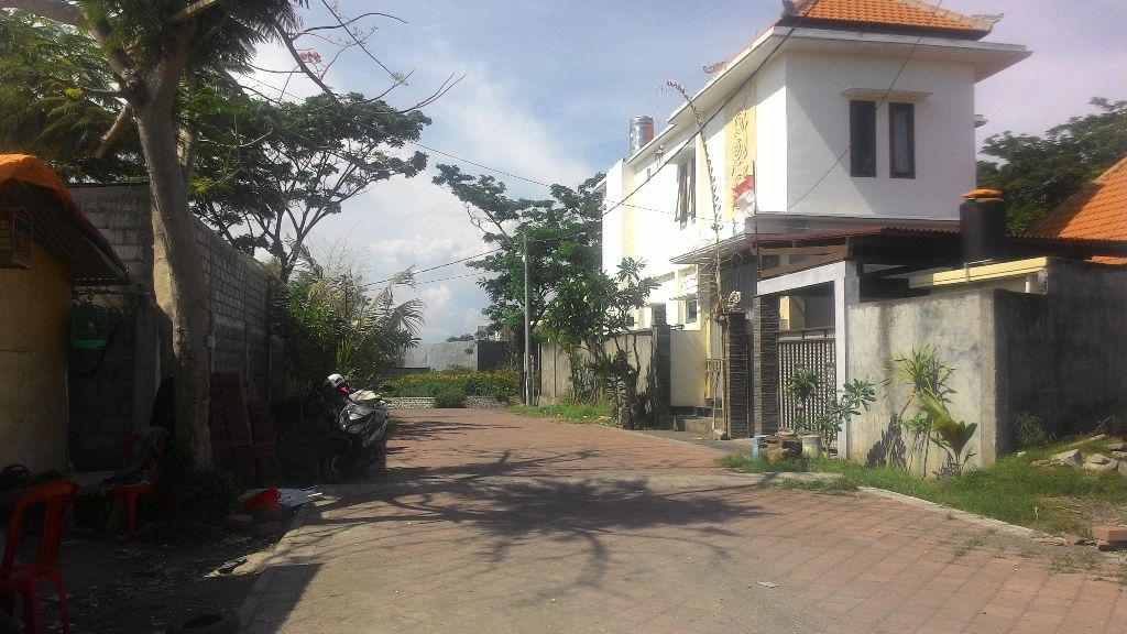 Commercial Potential Land For Sale In Legian