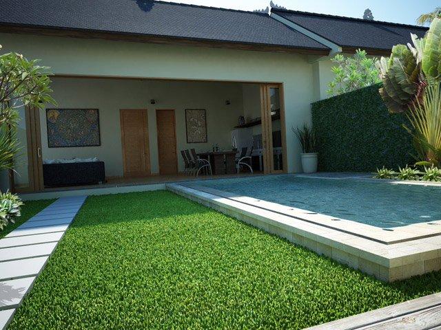 Stylish 3 Bedroom Villas For Sale In Canggu