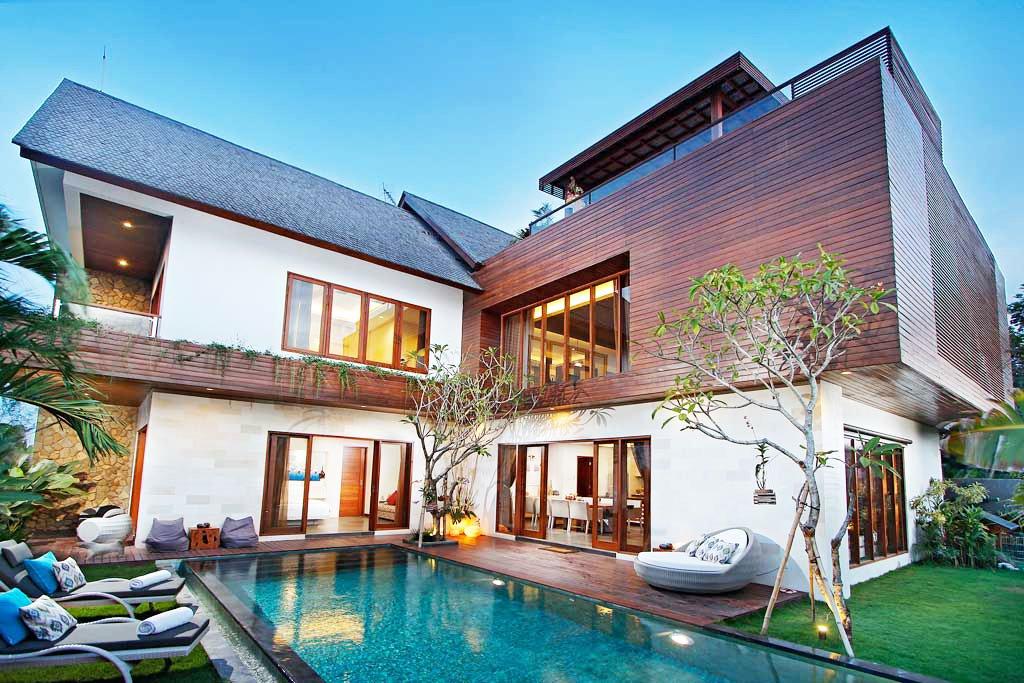 Stunning 3 Bedroom Villas With Ocean Views In Cemagi