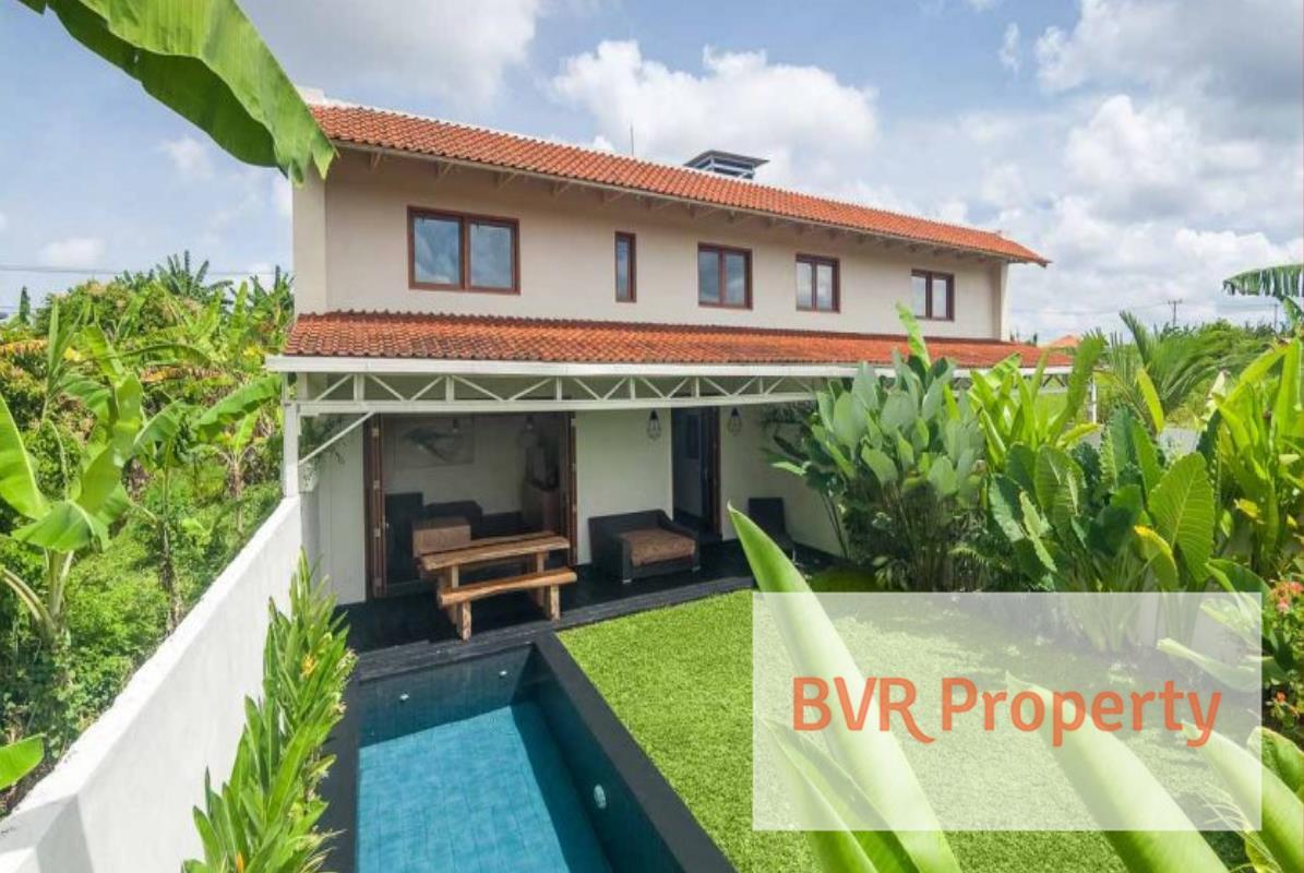 Hot Deal Villa Bali 3 Kamar Tidur Dijual Dekat Pantai Di Canggu Bvr Property