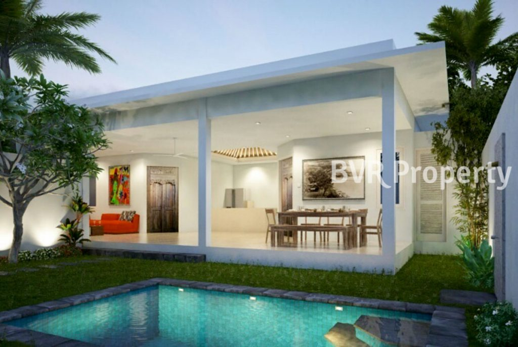 2 Bedroom Full Furnished Villa With Private Pool For Sale In Sanur