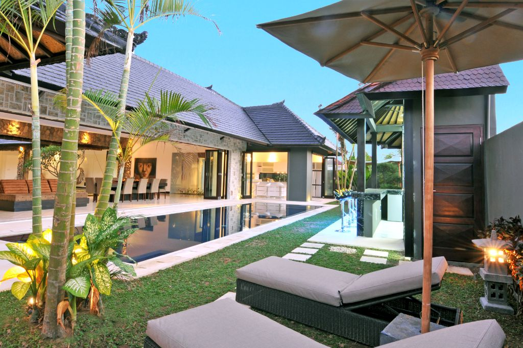 Best 5 Bedroom Villa Investment For Sale In Kerobokan