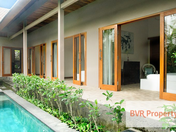 BALI PRIVATE POOL VILLA FOR SALE IN TABANAN