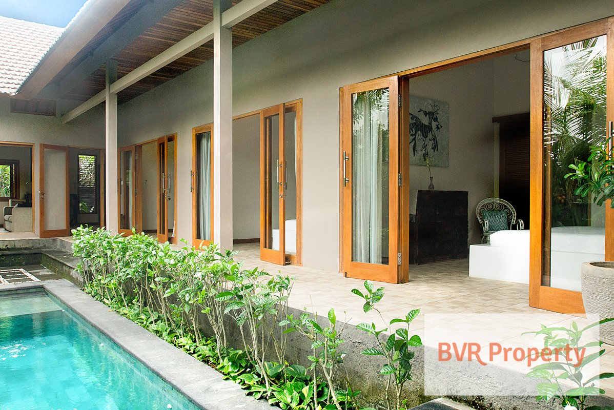 Tranquil 3 Bedroom Bali Private Pool Villa for Sale in Tabanan