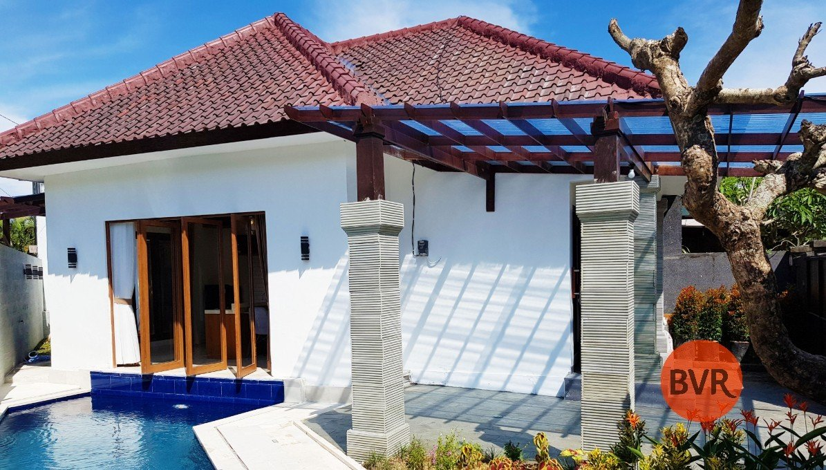 Modern Two Bedroom Villa in Jimbaran