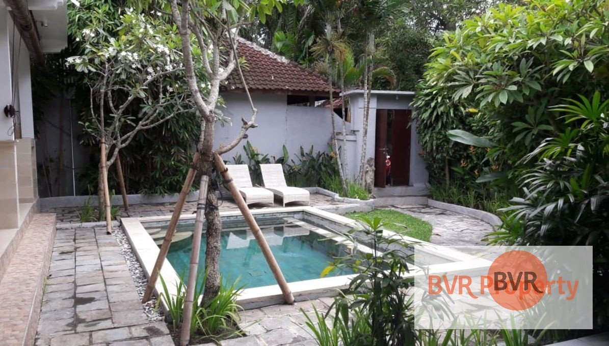 BEAUTIFUL 2 BEDROOM VILLA IN LEGIAN AVAILABLE FOR YEARLY RENTAL (RENTED)