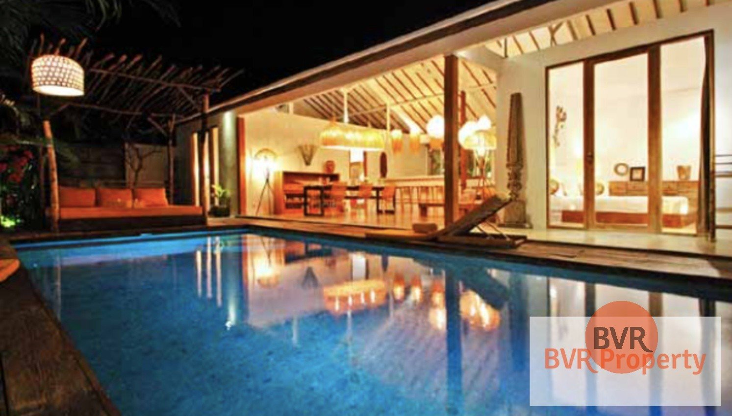 FOR INVESTORS !!! OFF THE PLAN 2 BEDR LUXURY VILLAS IN LEMBONGAN FROM 25 TO 50 YEARS LEASE