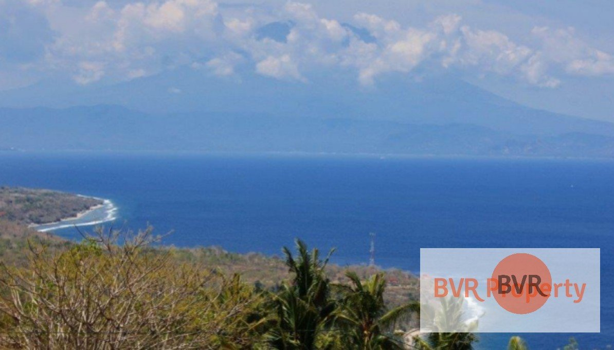 HUGE PARCEL OCEAN VIEW LAND NUSA PENIDA