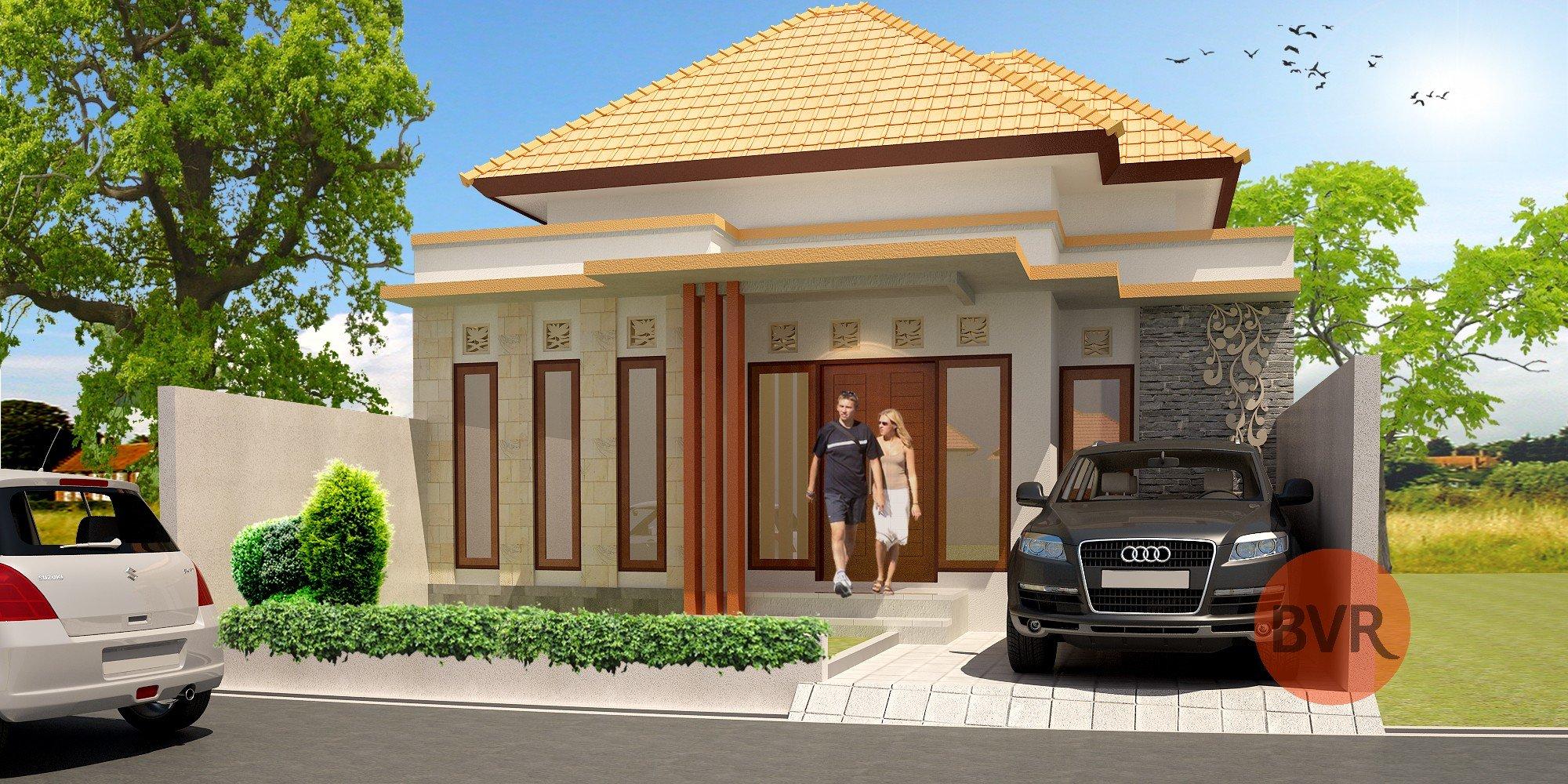 Strategic House in Badung Regency.