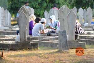 TRADITION OF Eid Al Fitr IN INDONESIA