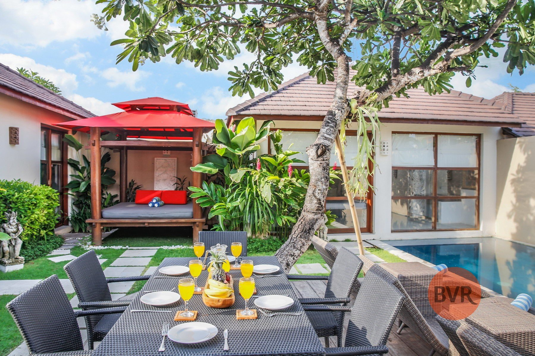 Exquisite 3 BR Villa in the Heart of Legian Walk To Shopping and Beach (SOLD)