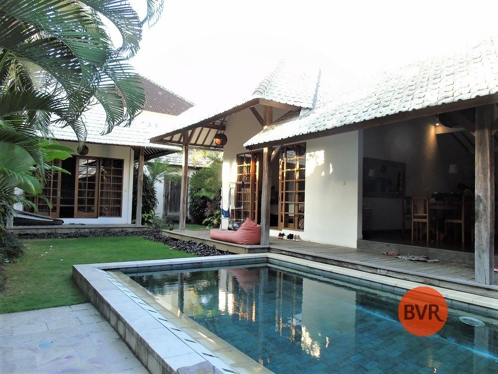 Elegant 3 Bedroom Villa Umalas Walking Distance to Berawa (RENTED)