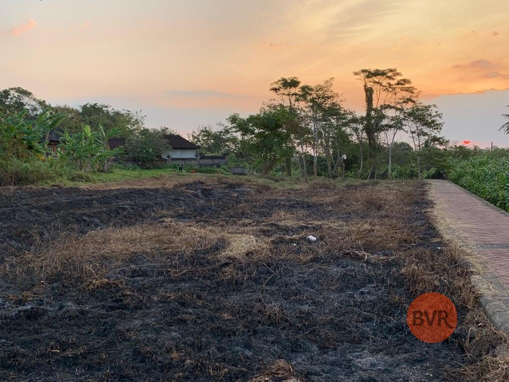 Land for Villas with Sunset and Pandan View in Buduk