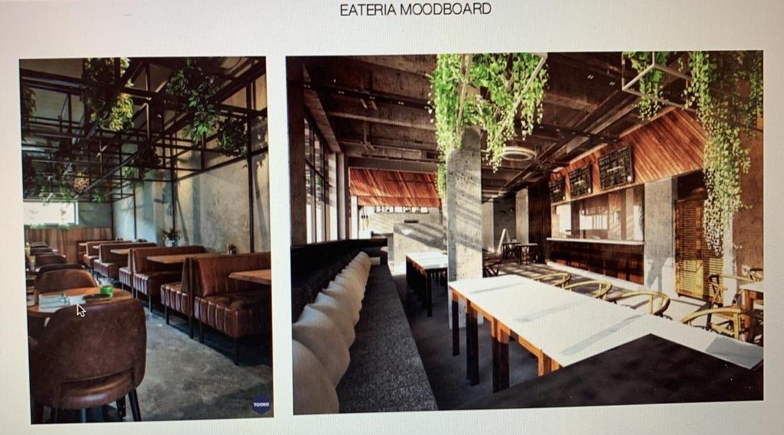 1. Eatery