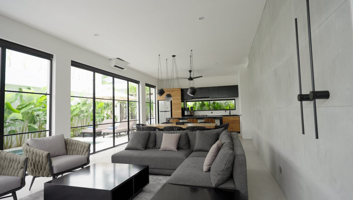 3 Bed - lounge
