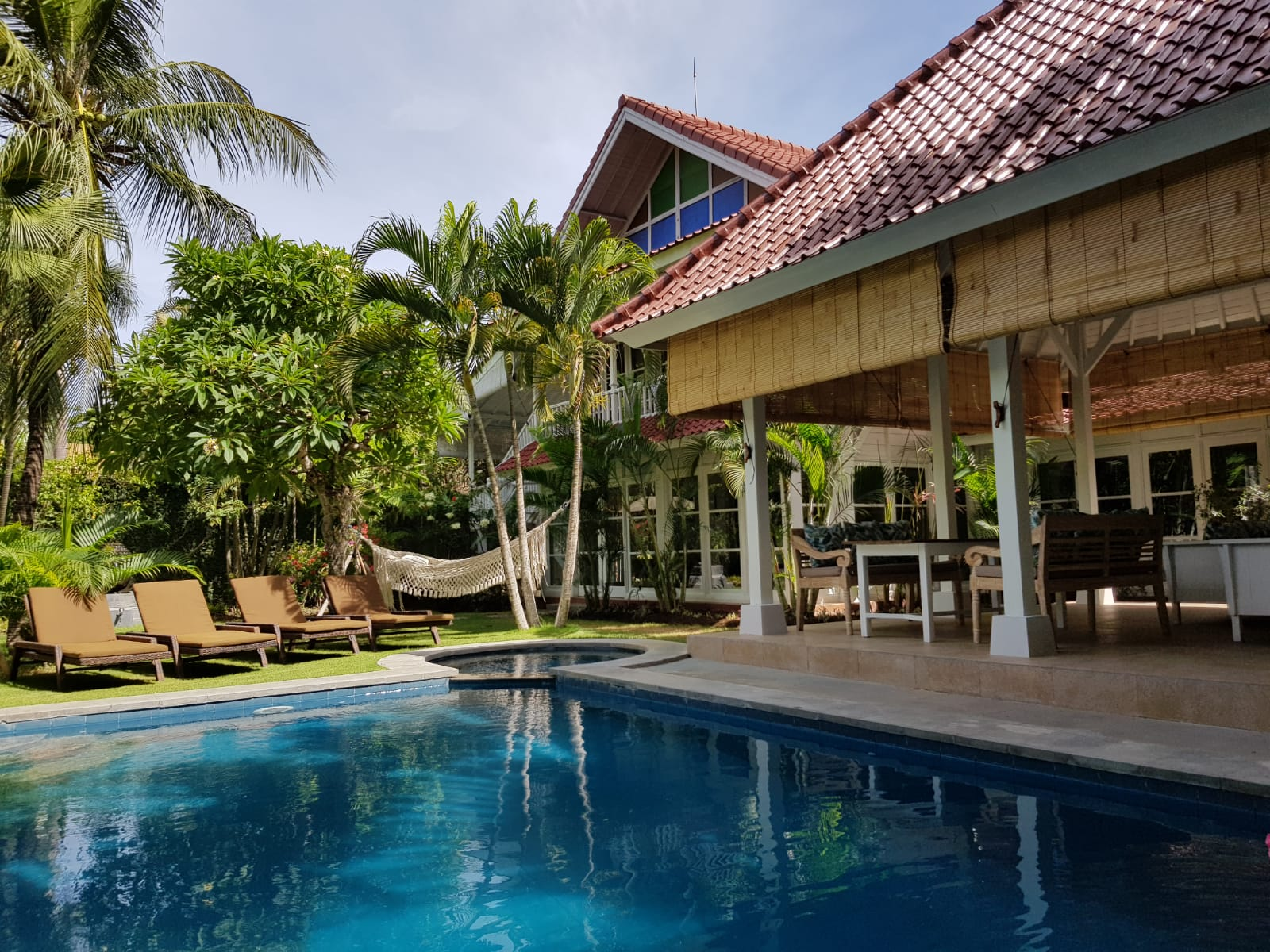 Twin Freehold Villa Sale in Seminyak – Entire Villa Complex for Sale or Available as Single Villa Units for Individual Sale