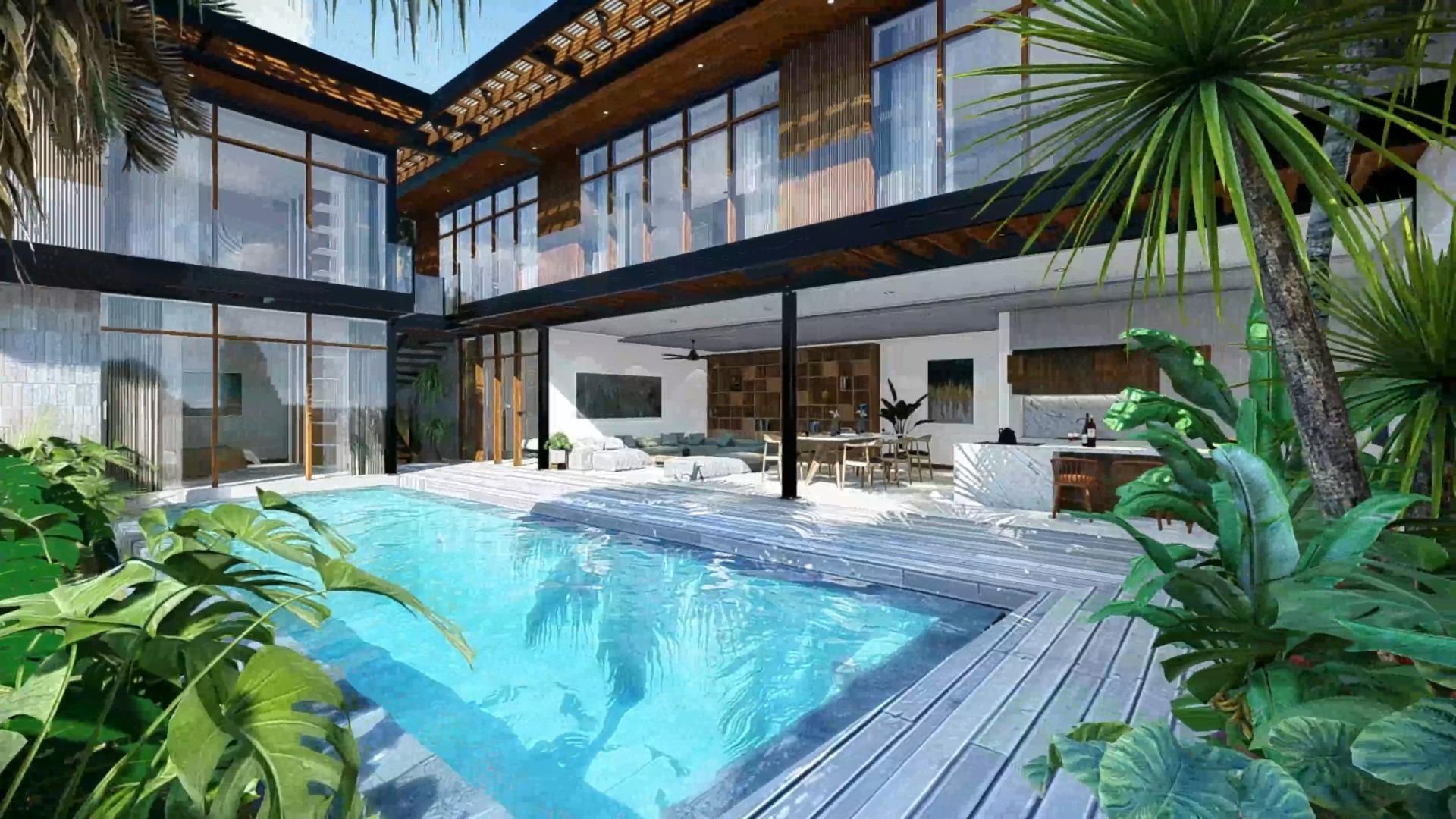 Good Investment With High ROI in Berawa Beach Villa