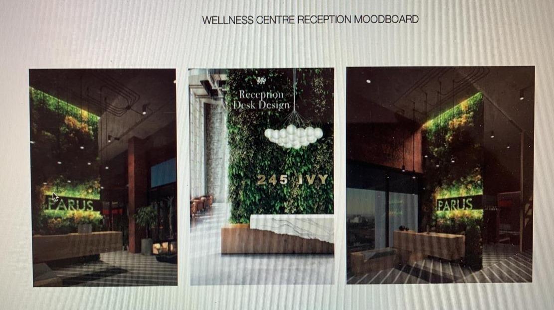 6. Wellness Centre Reception