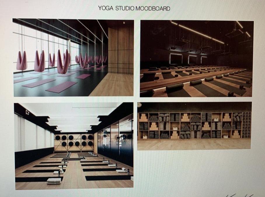 9. Yoga Studio