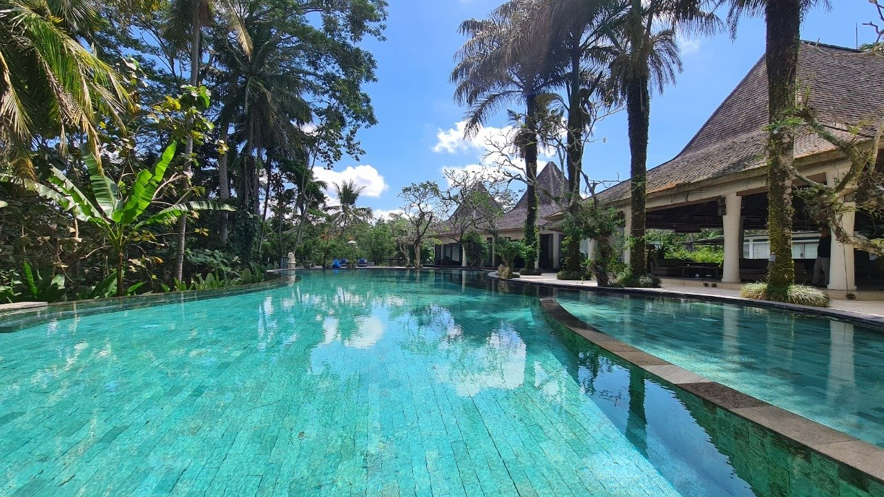 Beautiful freehold resort for sale in Ubud