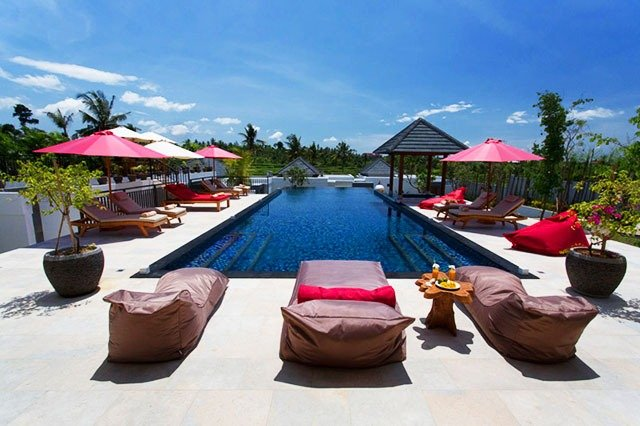 Great Freehold Investment complex in Canggu